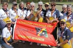 Pennant Winners