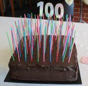 Cake-100-candles