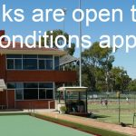 Open with conditions