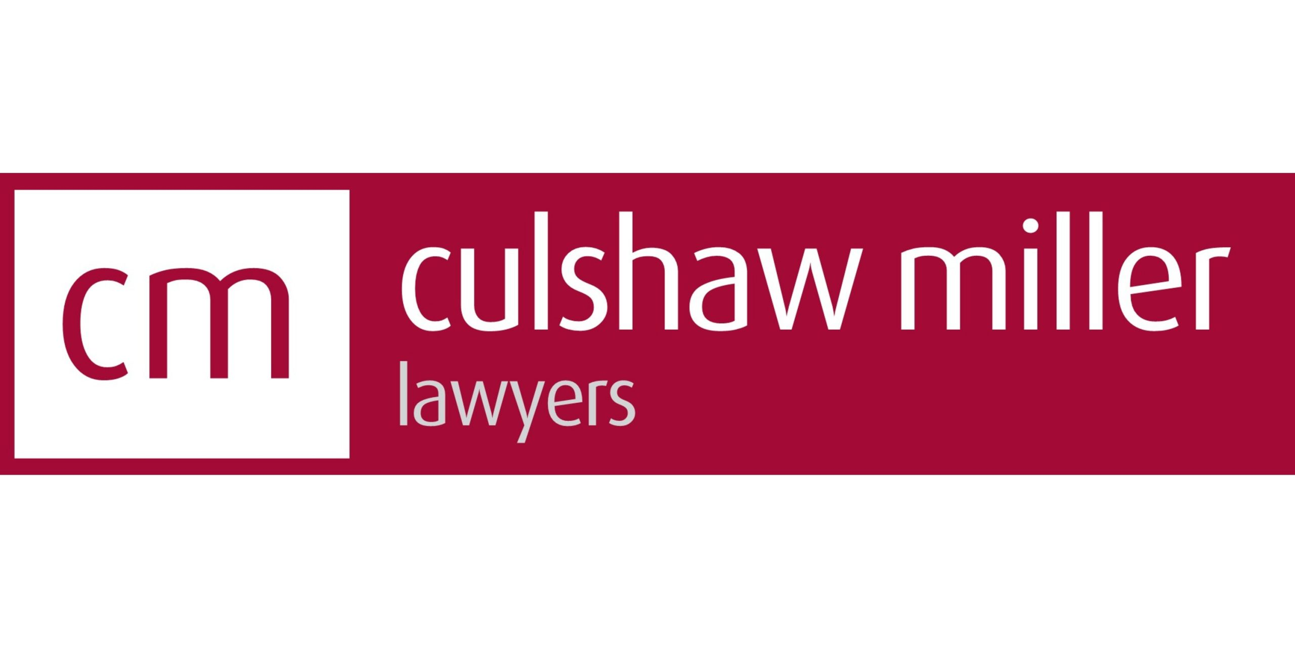 Culshaw Miller Lawyers